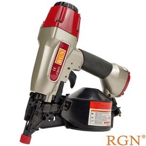 RGN CN45 Construction coil nailer 15° - spijker lengte 25-50mm, dikte 1.59-2.1mm