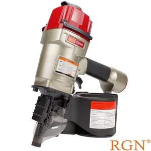 RGN CN90 Heavy Duty coil nailer 15° - spijker lengte 50-90mm, dikte 2.87-3.33mm
