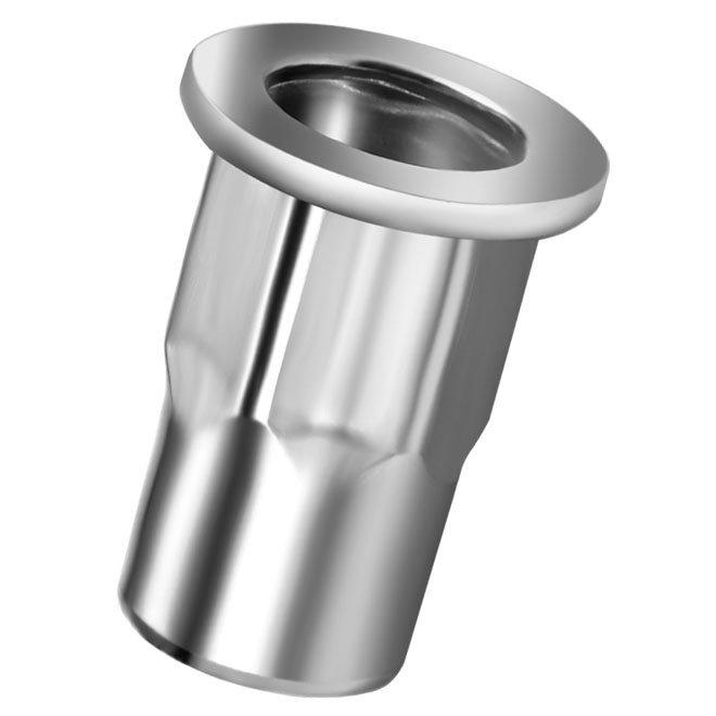 Half 6-kant - cilindrische kop
