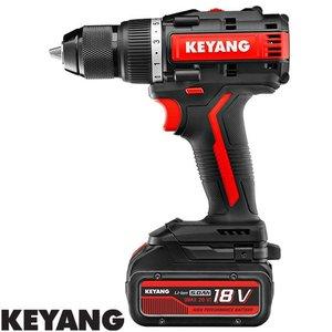 Keyang Accu boor-schroefmachine DD20BLA70C, 13mm, 70Nm, 18V, 2 x 5.0Ah