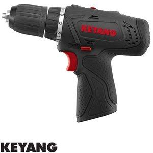 Keyang Accu boor-schroefmachine DD1202L2, 10mm, 30Nm, 10.8V