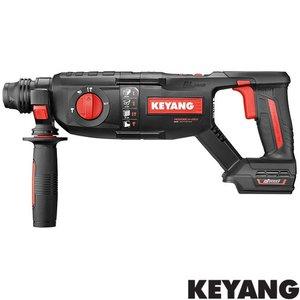 Keyang Accu combiboorhamer HD20BLH-26V, 18v, SDS-PLUS