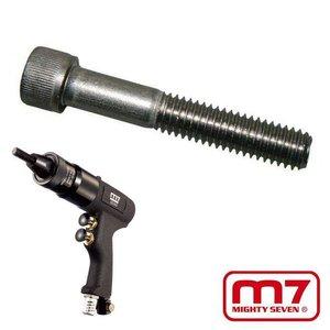 Mighty-Seven Draadstift M3x45 - PB1305 pneumatische blindklinkmoertang