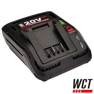 WCT Acculader 20V - RNT 4000, RVT 2000, RVT 3000