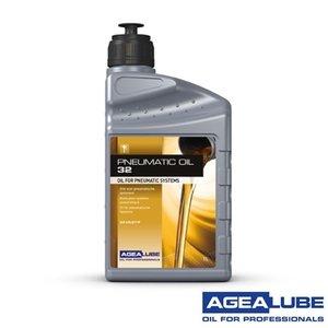 Mighty-Seven Pneumatische olie 1 Liter ISO 6743/11P