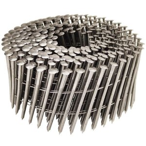 WCT Coilnagels 2,3x65mm - RVS - geringde schacht - 300st