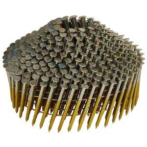 WCT Coilnagels 2,1x38mm - verzinkt - geringde schacht - 12.600st