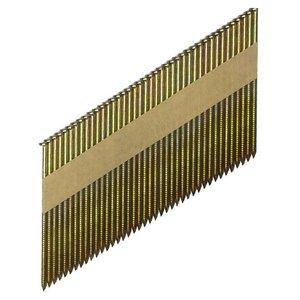 WCT D-kopnagels 3,1x83mm - verzinkt - geschroefde schacht - 2.200st