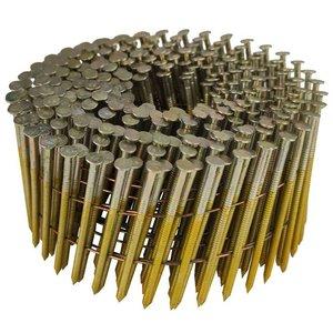 WCT Coilnagels 3,1x80mm - verzinkt - geringde schacht - 3.600st