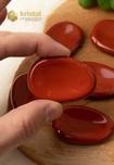 Rode Jaspis duimstenen