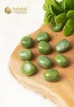 Jade trommelstenen - maat M