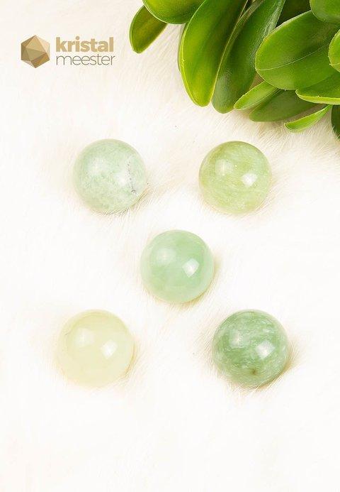 Jade kogel - 20 mm
