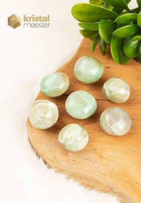 Groene Maansteen trommelstenen