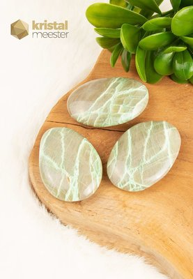 Groene Maansteen zeepstenen
