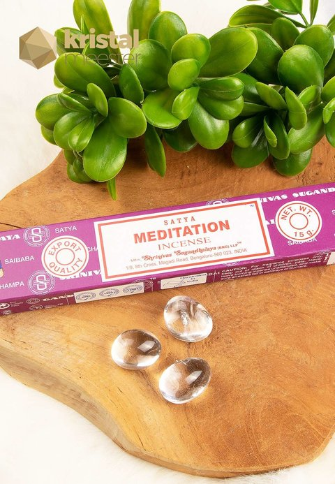 Meditation Wierook