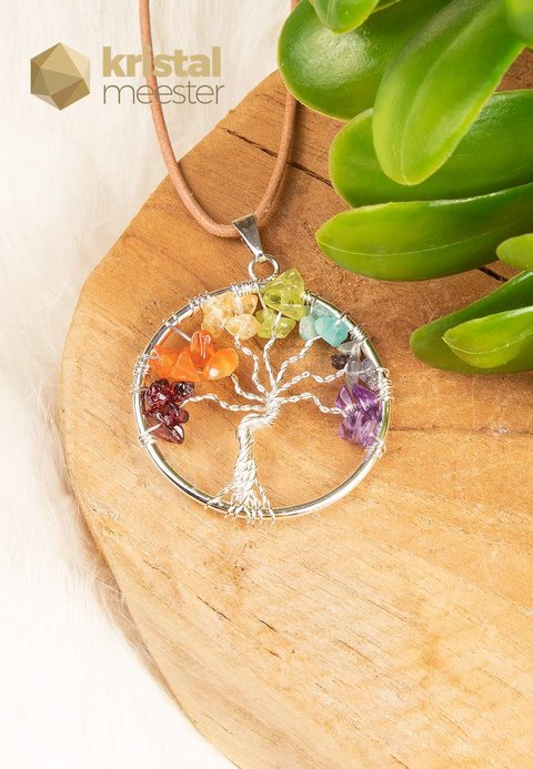 Chakra hanger - Tree of Life
