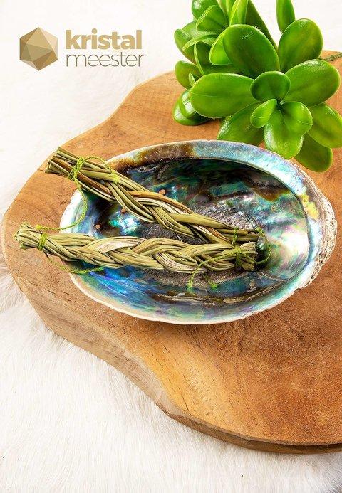 Sweetgrass vlecht - 10 cm