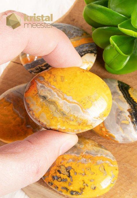 Bumbe Bee Jaspis zeepstenen