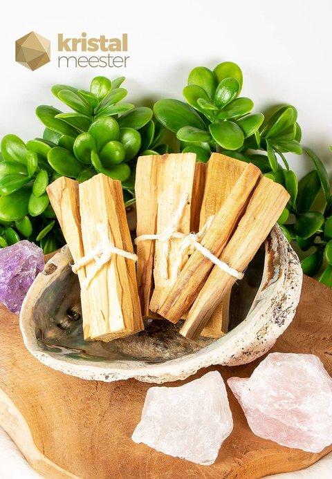 Palo Santo hout - 3 stuks
