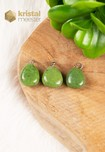 Jade hanger met zilver oog (Canada)