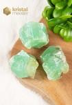 Groene  Calciet Ruw - Maat L