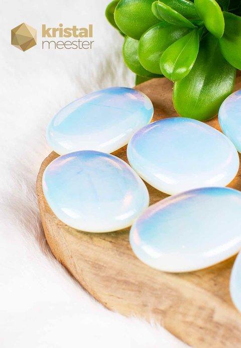 Opaliet zakstenen (synthetisch)