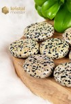 Dalmatiër Jaspis zakstenen