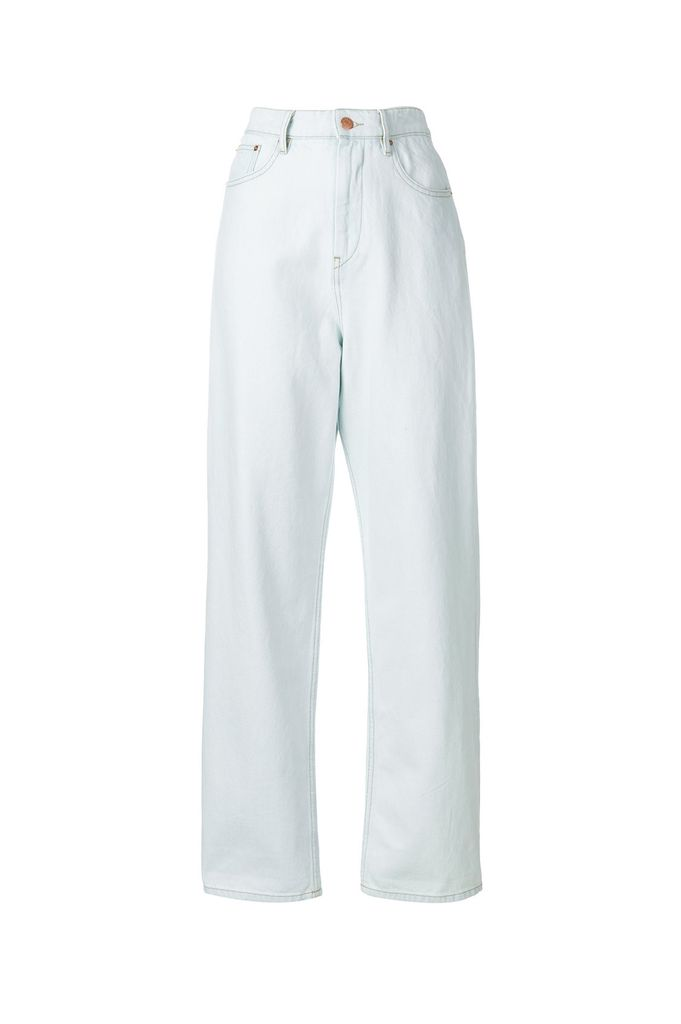 Etoile Isabel Marant corby heavy jean trousers