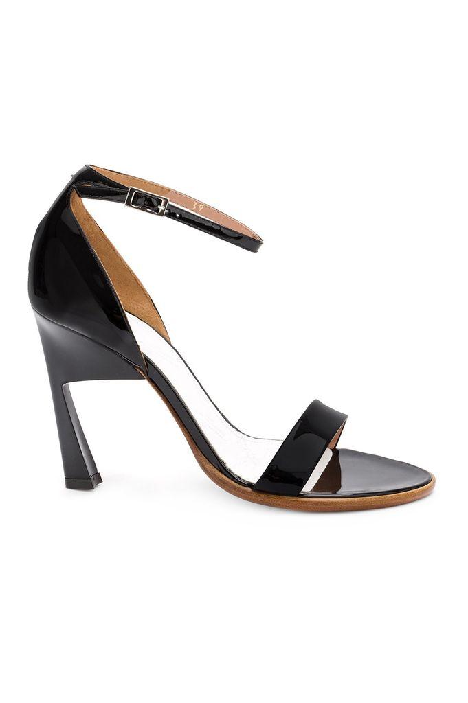 Maison Margiela patent leather sandals