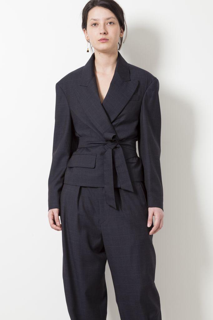 Isabel Marant miller show suits jacket