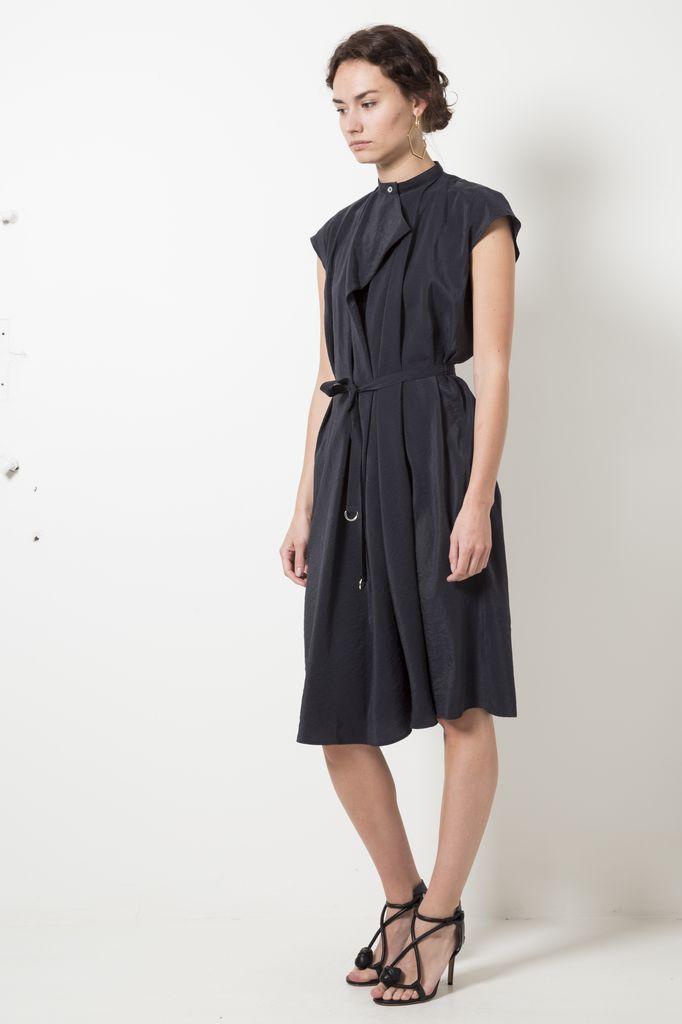 Lemaire short sleeve dress