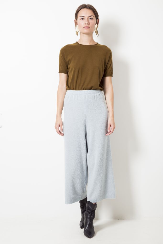 Christian Wijnants KAMBU WOOL BLEND PANTS
