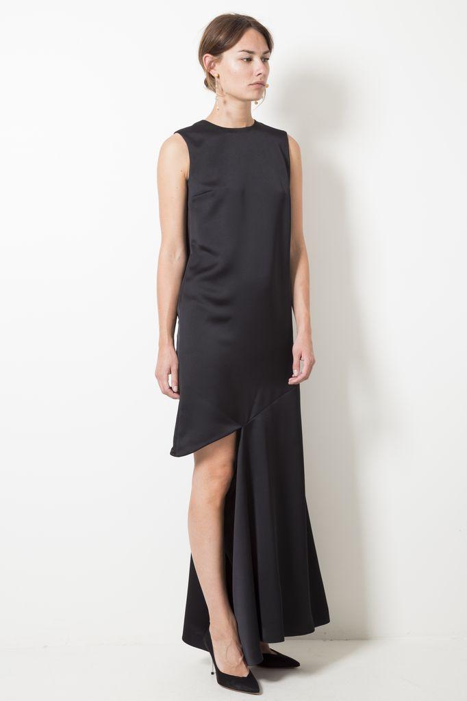 Maison Margiela cady polyestere dress