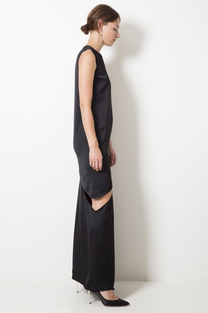 Maison Margiela - cady dress