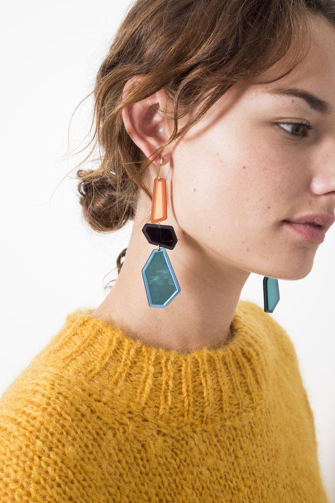 Isabel Marant BOUCLE OREILLE EARRINGS