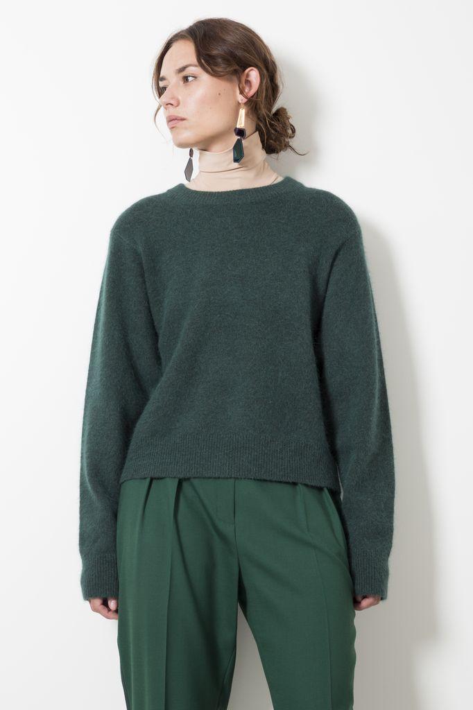 Frenken presence wool sweater