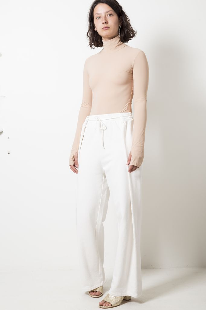 MM6 Basic Sweatshirt Cotton trackpants