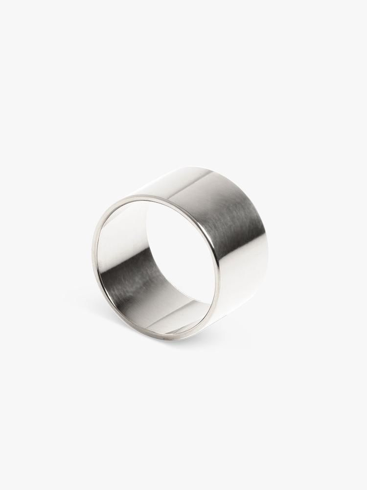 The Boyscouts Ring Level L Silver