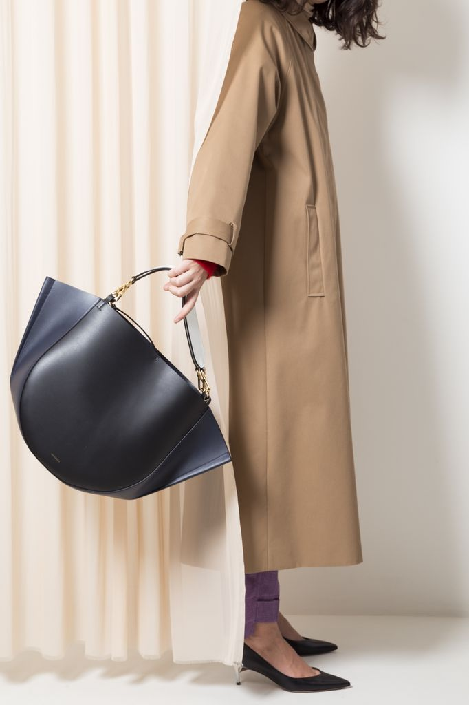 Wandler MIA TOTE CALF LEATHER