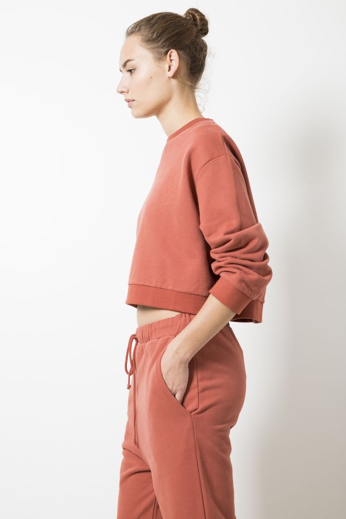 Can Pep Rey PAM CROPPED SWEATER