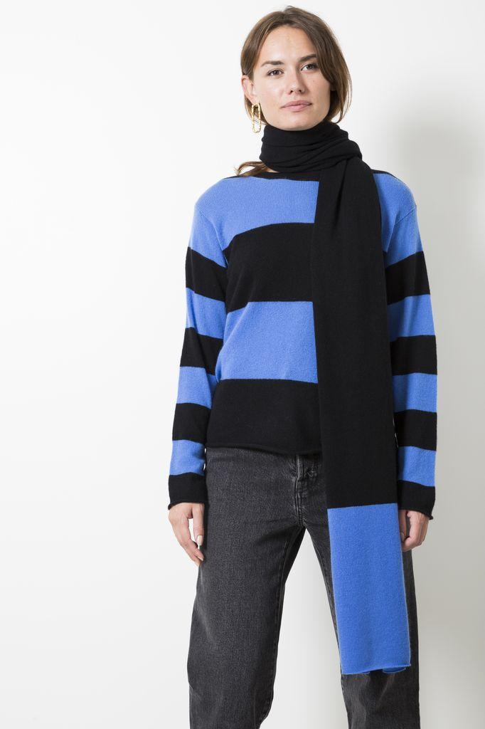 Sofie d'Hoore april fine cashmere shawl