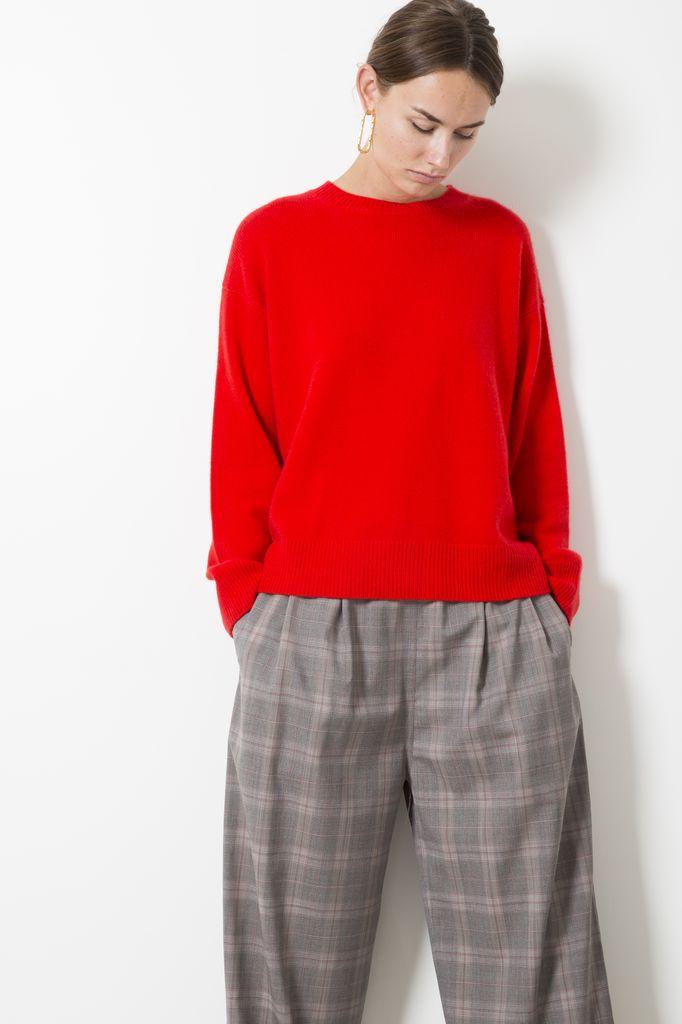 Sofie d'Hoore milla fine cashmere sweater