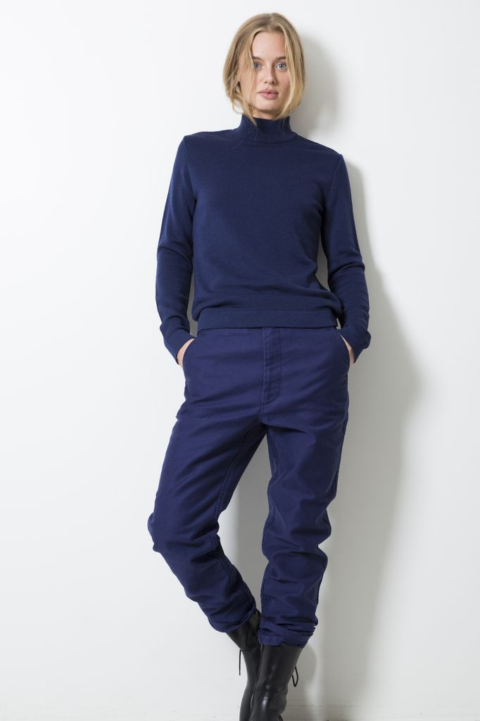 Le Mont Saint Michel cotton worker pants