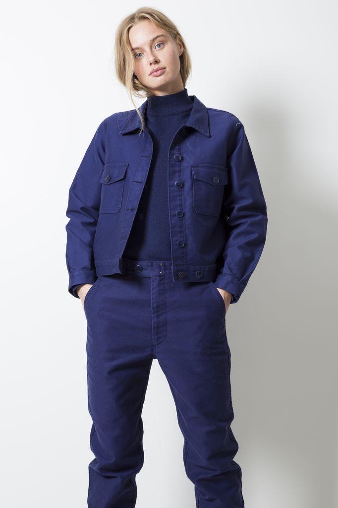 Le Mont Saint Michel - cotton worker pants