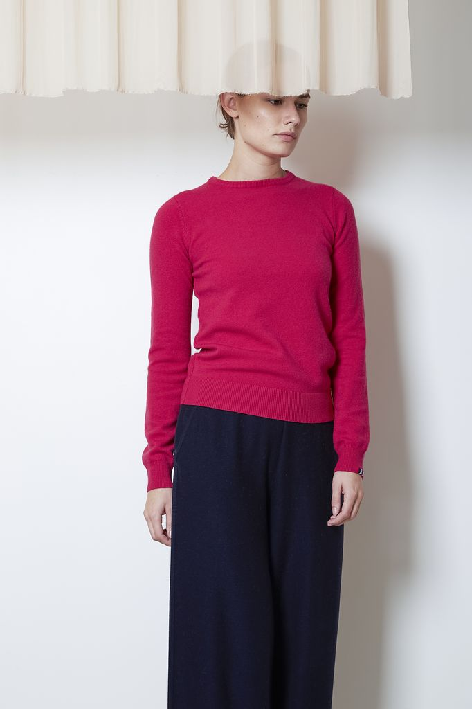 extreme cashmere Nº41 classic fitted body