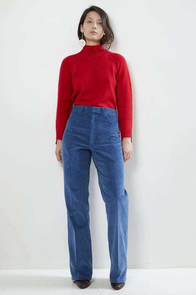 Helmut Lang corduroy trousers