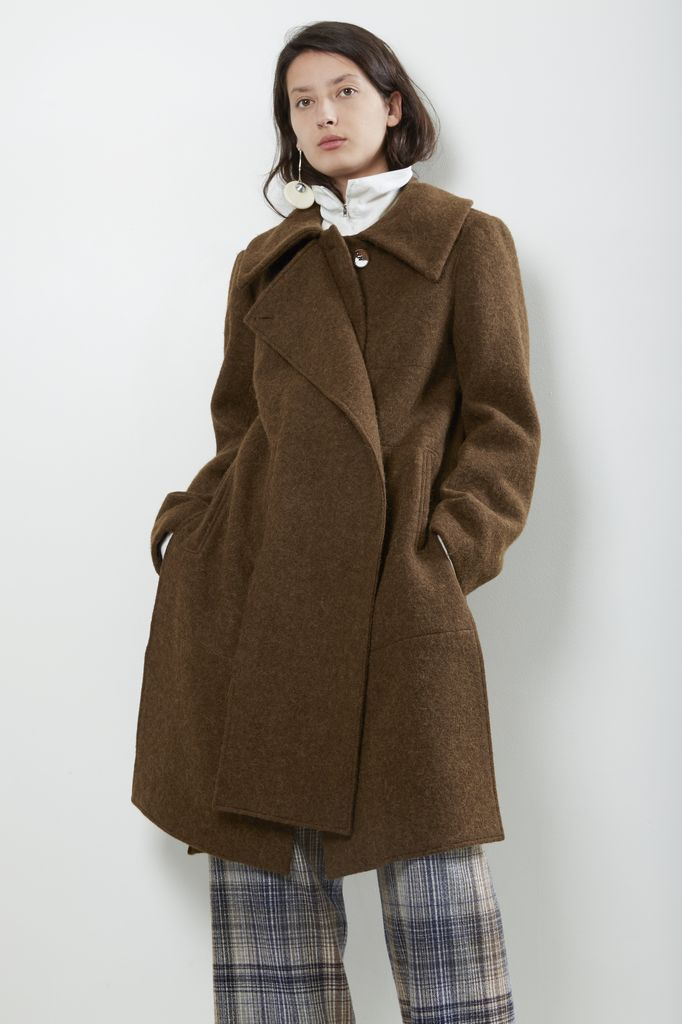 Lemaire STRAIGHT COAT