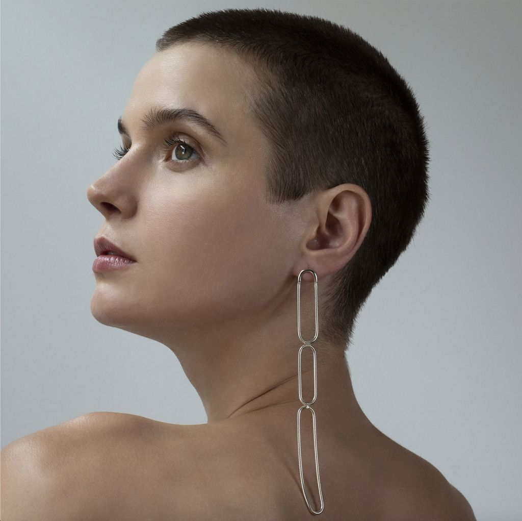 Annika Inez SS- Liquid Links Earrings