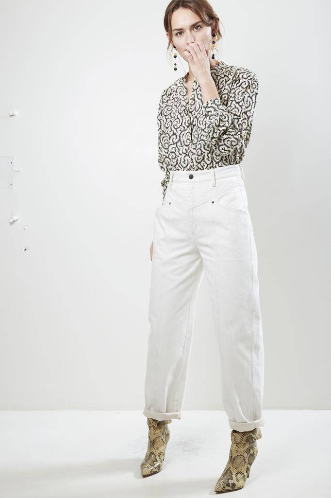 Isabel Marant LENIE CHIC JEANS