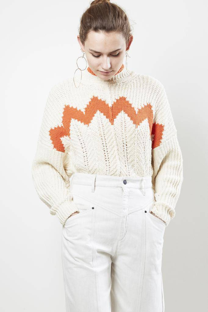 Isabel Marant BELL MODERN KNIT SWEATER